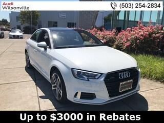 2018 Audi A3 2.0T Tech Premium Sedan