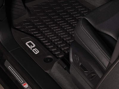 Audi All Weather Floor Mats & Rear Cargo Liners