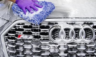 10% Off Audi Cleaning Products