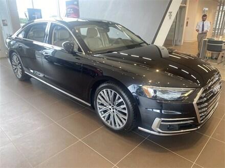 2021 Audi A8 L L 55 55 TFSI quattro