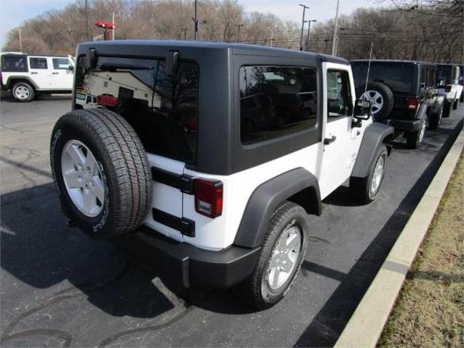 new 2018 jeep wrangler jk sport s 4x4 for sale henderson ky 1c4ajwag3jl861527. Black Bedroom Furniture Sets. Home Design Ideas