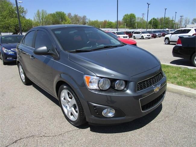 Used 2013 Chevrolet Sonic Ltz For Sale Henderson Ky