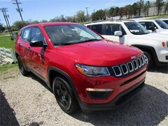 New 2019 Jeep Compass SPORT FWD Sport Utility for sale in Henderson, KY at Audubon Chrysler Center