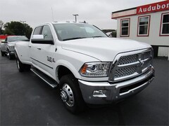 New 2018 Ram 3500 LARAMIE CREW CAB 4X4 8' BOX Crew Cab for sale in Henderson, KY at Audubon Chrysler Center