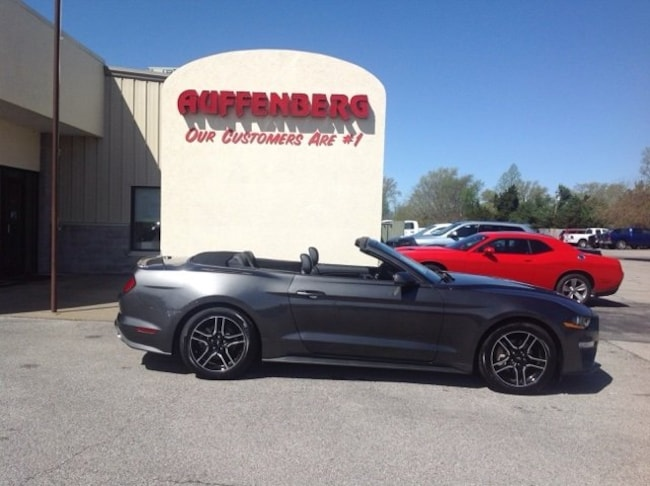used 2019 Ford Mustang Convertible in herrin IL