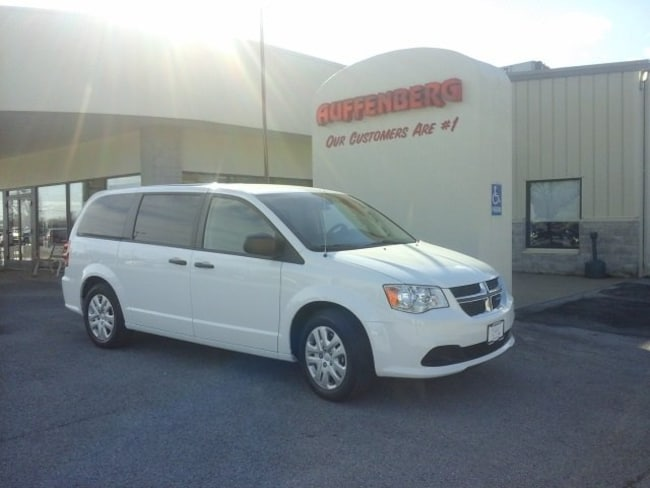 new 2019 Dodge Grand Caravan SE Passenger Van in Herrin IL