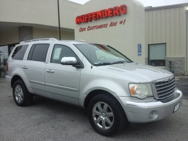 used 2009 Chrysler Aspen Limited SUV in herrin IL
