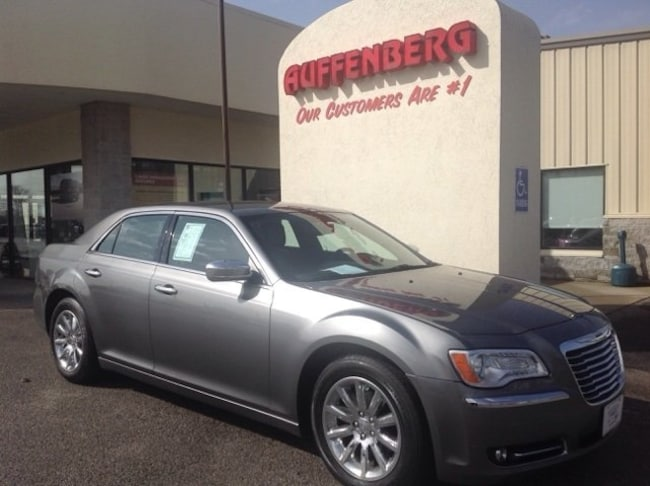 used 2012 Chrysler 300 Limited Sedan in herrin IL