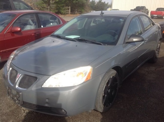 used 2009 Pontiac G6 Sedan in herrin IL