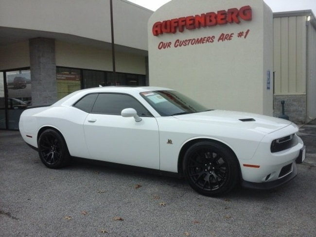 used 2017 Dodge Challenger R/T 392 Coupe in herrin IL