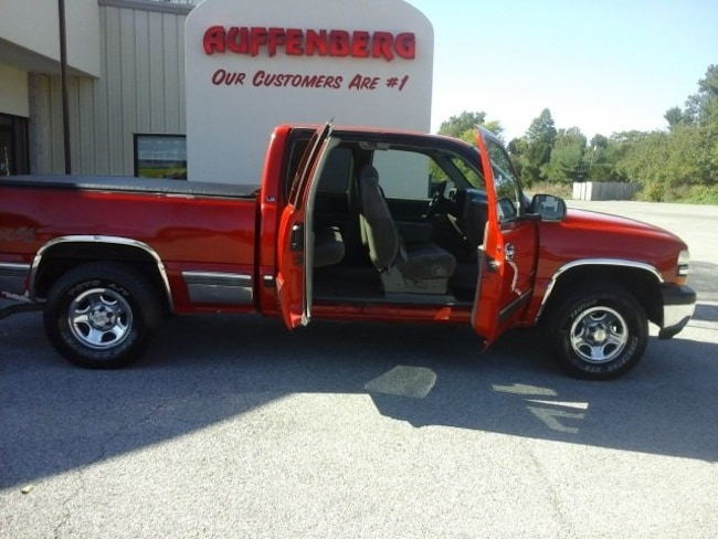 used 1999 Chevrolet Silverado 1500 Truck Extended Cab in herrin IL