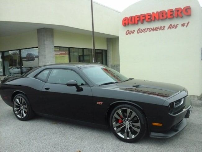 used 2013 Dodge Challenger SRT8 Coupe in herrin IL