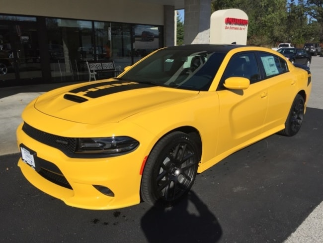 new 2018 Dodge Charger DAYTONA RWD Sedan in Herrin IL