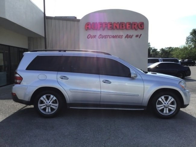 used 2008 Mercedes-Benz GL-Class Base SUV in herrin IL