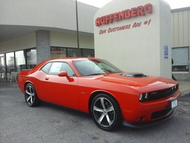 new 2019 Dodge Challenger R/T Coupe in Herrin IL