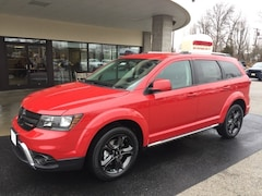 New 2018 Dodge Journey CROSSROAD Sport Utility for sale in Herrin, IL