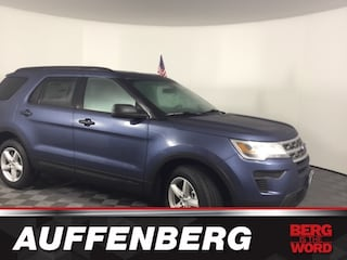 New 2019 Ford Explorer Base SUV in Belleville, IL