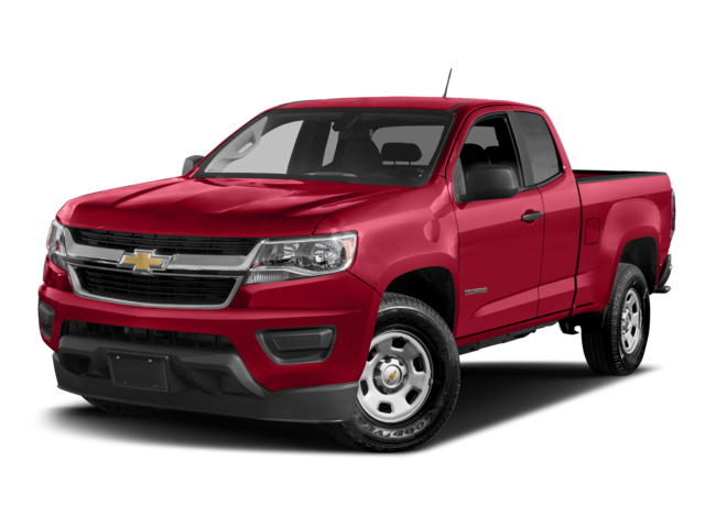 2019 Chevy Colordo Red