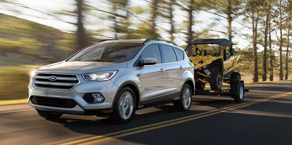 2018 Ford Escape Towing