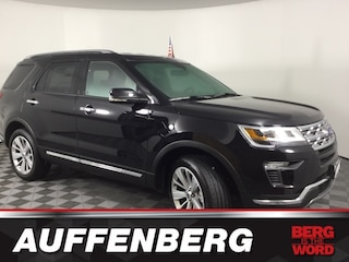 New 2019 Ford Explorer Limited SUV in Belleville, IL