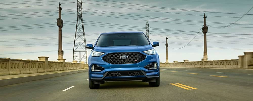 2019 Ford Edge Towing