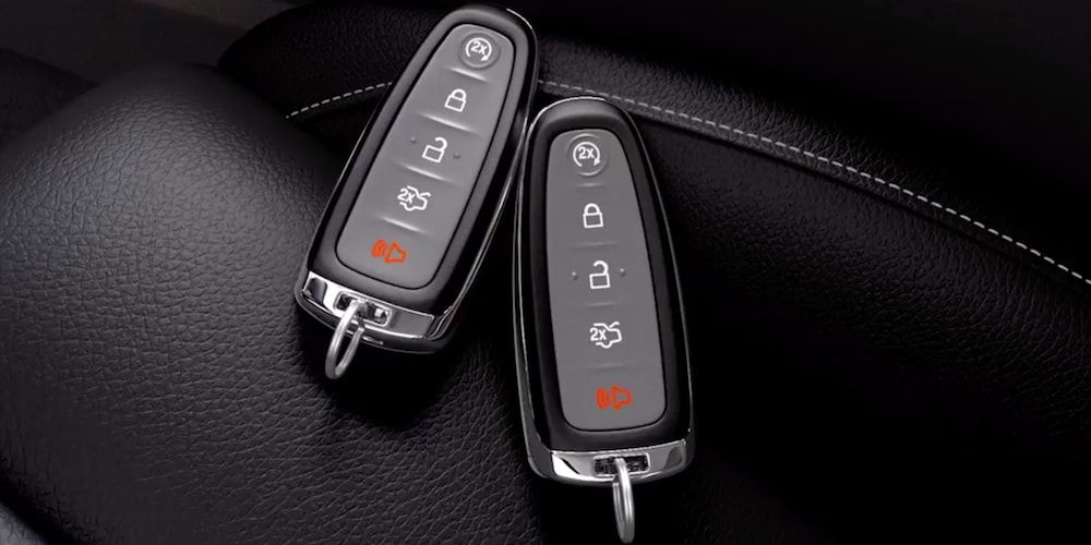 Ford MyKey Key Fobs