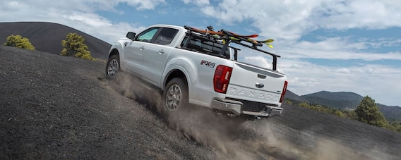 2019 Ford Ranger Cab And Cargo Bed Size Specifications