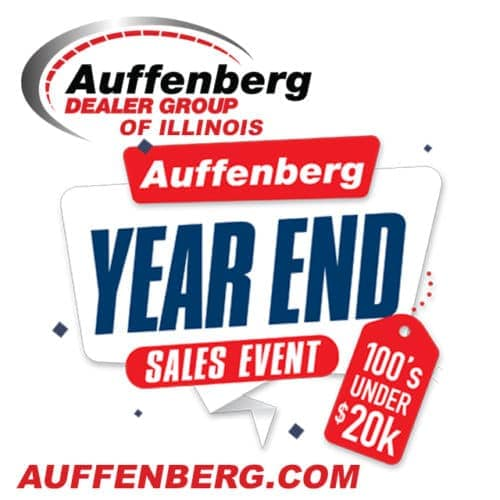 Auffenberg year-end sales event
