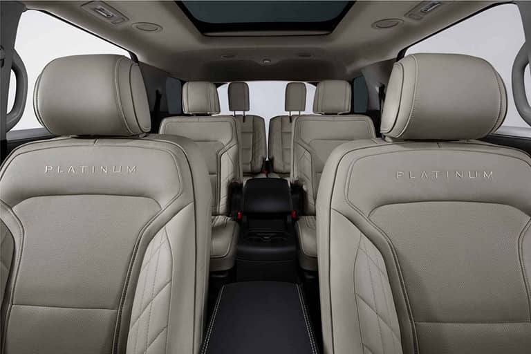 2018 Ford Explorer Interior Dimensions