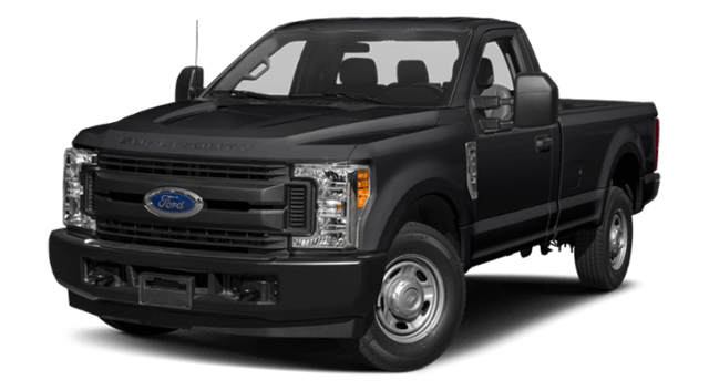 2019 Ford F-250 Super Duty Black