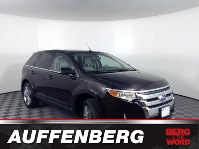 Used 2013 Ford Edge Limited SUV
