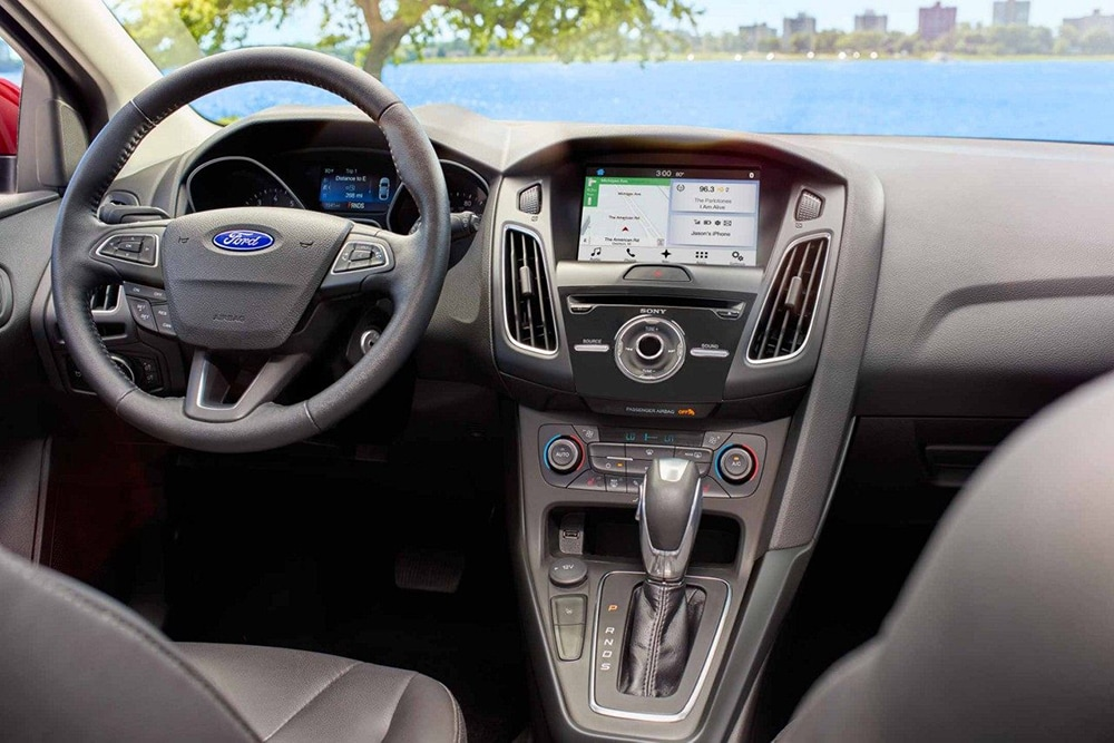 2018 Ford Focus Interior
