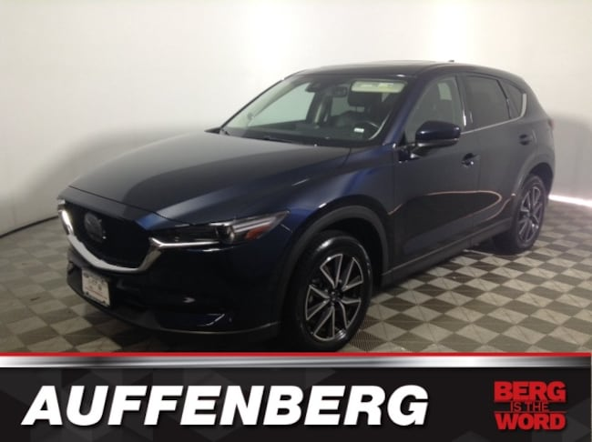 Certified Pre Owned 2018 Mazda CX-5 Grand Touring SUV St Louis