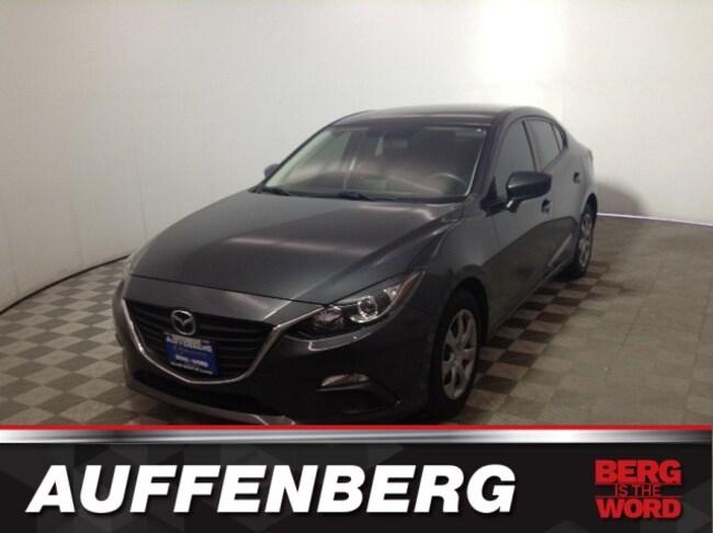 used 2015 Mazda Mazda3 i Sedan in O'fallon IL