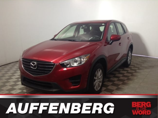 Certified Pre Owned 2016 Mazda CX-5 Sport SUV St Louis