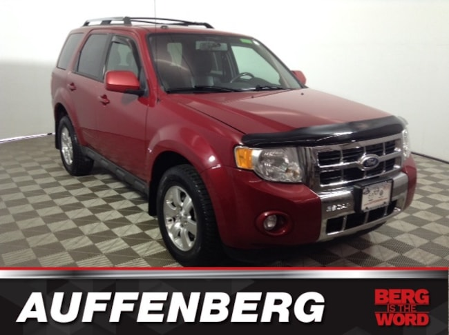 Used 2011 Ford Escape Limited SUV