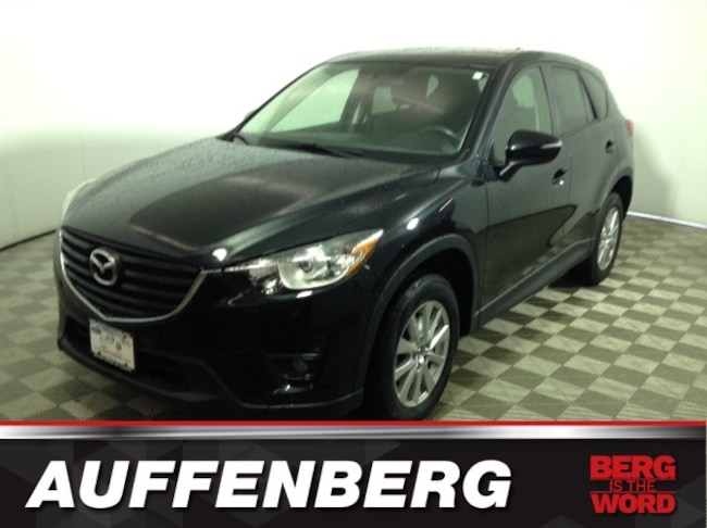 Certified Pre Owned 2016 Mazda CX-5 Touring SUV St Louis