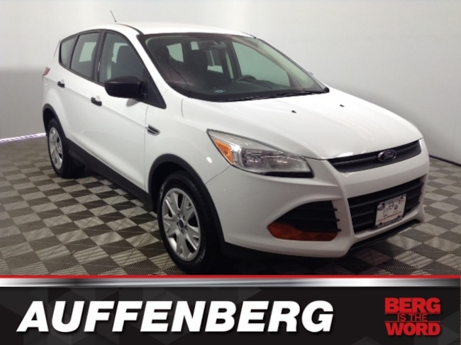Used 2013 Ford Escape S SUV