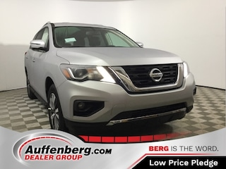 New 2018 Nissan Pathfinder SL SUV in O'Fallon, IL