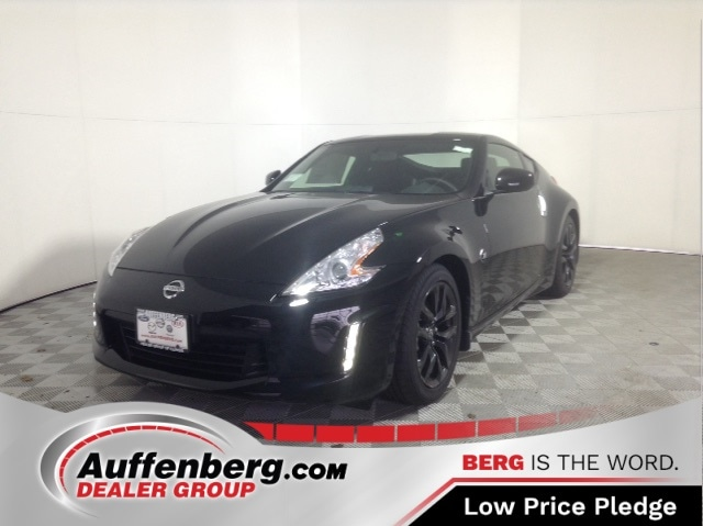 New 2017 Nissan 370Z Base A7 Coupe for sale near St Louis MO