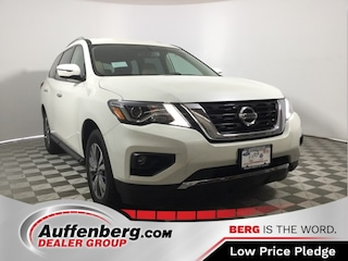New 2018 Nissan Pathfinder SV SUV in O'Fallon, IL