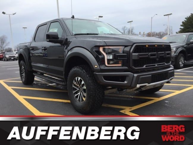 Ford Raptor Lease >> New 2019 Ford F 150 Raptor Truck For Sale Or Lease O Fallon Il