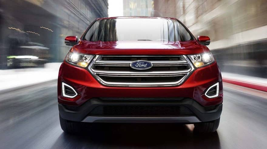 Test Drive The Ford Explorer In Ofallon