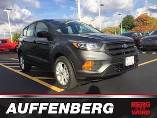 New 2019 Ford Escape S SUV in O'Fallon, IL