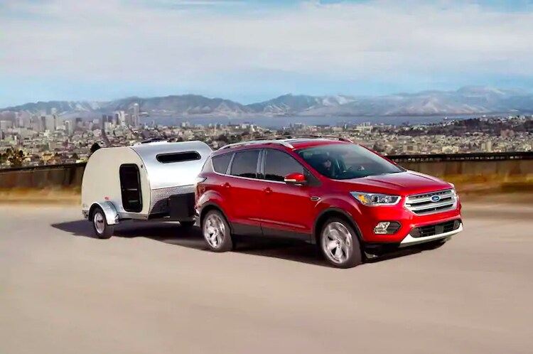 2019 Ford Escape Towing