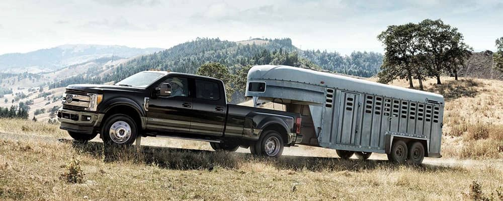 2019 Ford Super Duty Towing