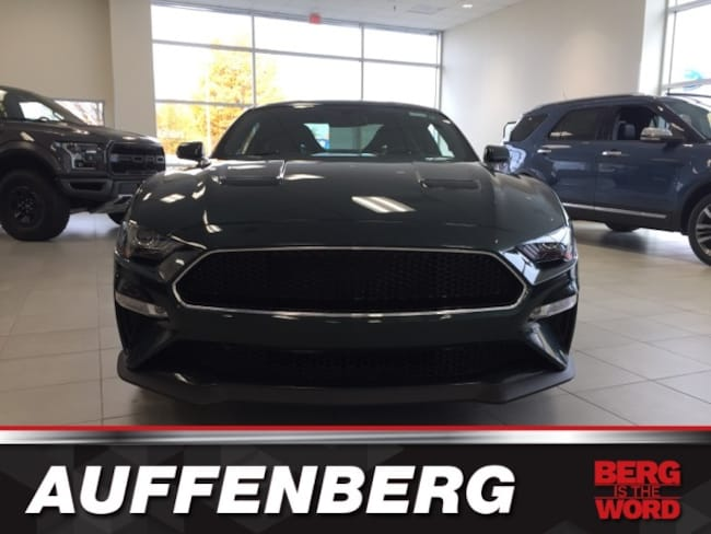 new 2019 Ford Mustang Bullitt Coupe in O'Fallon IL