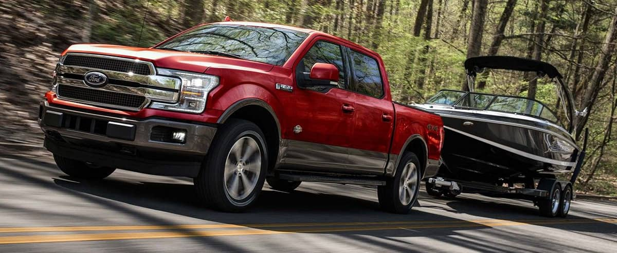 2018 Ford F 150 Towing Capacity Auffenberg Ford North