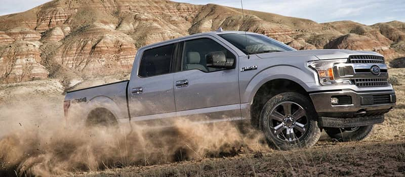 2018 Ford F-150 Offroad
