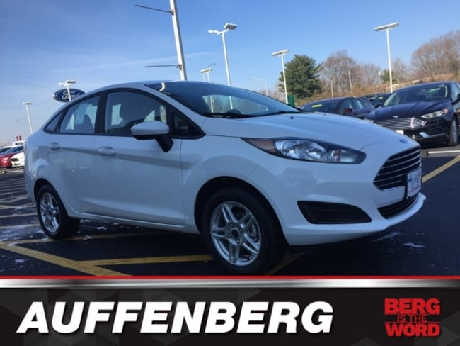 new 2019 Ford Fiesta SE Sedan in O'Fallon IL